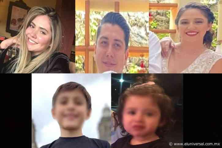 Vinculan a proceso a 7 policías por desaparición de familia en Acatic, Jalisco | El Universal - El Universal