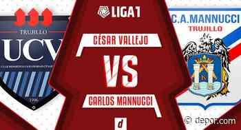 César Vallejo vs. Carlos A. Mannucci por el 'Clásico trujillano' de la Fecha 4 - Diario Depor