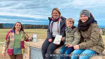 Straubenhardt: Schwanner Wartehat es ihr angetan - Bad Wildbad & Umgebung - Schwarzwälder Bote