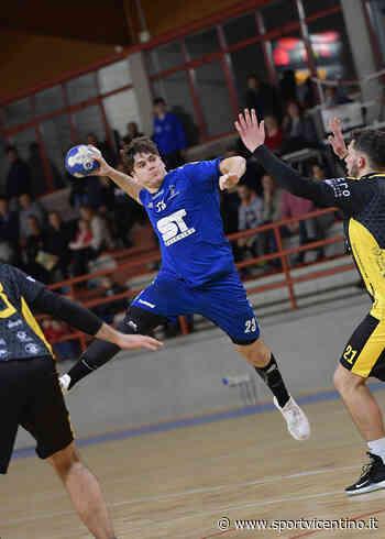 Handball Malo torna alla vittoria contro il fanalino di coda Oderzo   SPORTvicentino - Sportvicentino.it