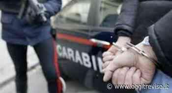 Evaso dai domiciliari a Oderzo: arrestato - Oggi Treviso