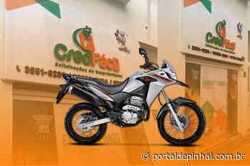 CredFácil Pinhal e Jacutinga vão sortear uma moto XRE 190 zero KM; saiba como participar - Portal de Pinhal ®