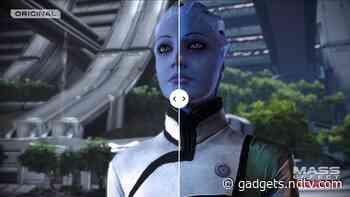 Mass Effect: Legendary Edition Comparison Trailer Shows How It Improves on Original Mass Effect Trilogy