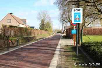 Groenstraat, Toeffelhoek en Lazerijstraat voortaan fietsstra... (Boechout) - Gazet van Antwerpen