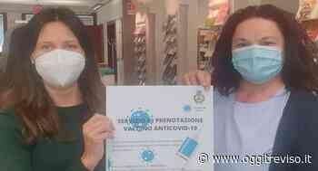La Biblioteca di Casier diventa un centro prenotazione vaccini per le persone fragili - Oggi Treviso