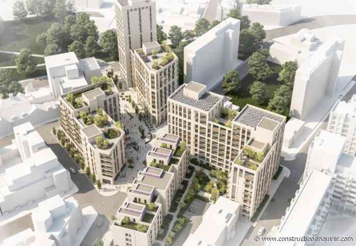 All phases of £161m north London housing scheme approved
