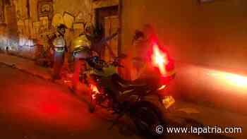 51 comparendos durante el toque de queda continuo en Manizales y Villamaría - La Patria.com