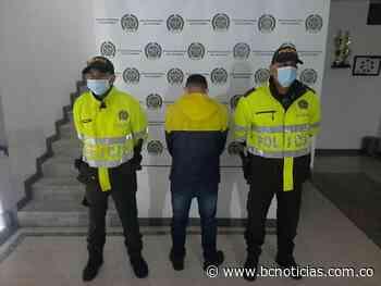 Capturan a dos hombres en Villamaría y Chipre portando estupefacientes - BC NOTICIAS - BC Noticias