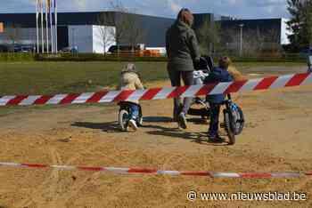 Vandalen houden lelijk huis op pas heraangelegd BMX-parcours in Zandhoven - Het Nieuwsblad