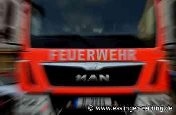 Filderstadt: Defekter E-Roller Akku löst Feuerwehreinsatz aus - esslinger-zeitung.de