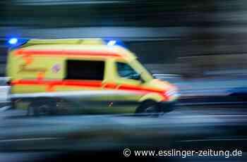 Unfall in Filderstadt-Bernhausen: Vierjähriger auf Tretroller von Auto angefahren - esslinger-zeitung.de