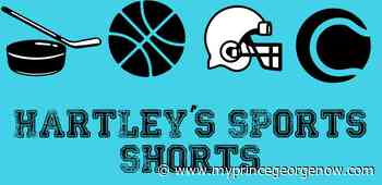Hartley's Sports Shorts; Wednesday, April 14th - My PG Now