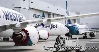 WestJet extends temporary suspension of international sun flights until June - Prince George Citizen