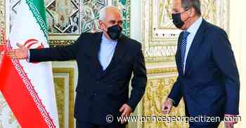 Iran president calls 60% enrichment an answer to 'evilness' - Prince George Citizen
