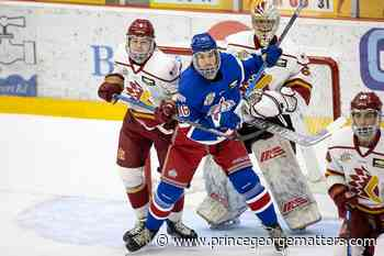 Prince George Spruce Kings (finally) prevail against Chilliwack - PrinceGeorgeMatters.com