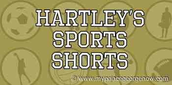 Hartley's Sports Shorts; Tuesday, April 13th - My PG Now