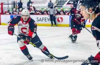 Craig Armstrong nets four in Prince George Cougars win over Giants - PrinceGeorgeMatters.com