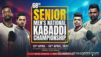 Everything you need to know about 68th Senior Men's National Kabaddi Championship - Pro Kabaddi
