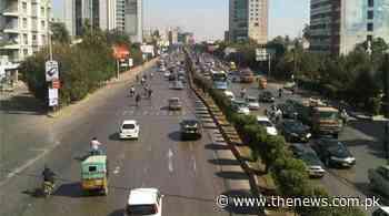 Karachi traffic resumes after two-day blockade - The News International