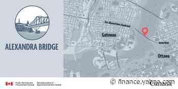 Alexandra Bridge closed to vehicular traffic: Extension - Yahoo Finance
