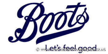 Boots: Relief Pharmacist - Stirling