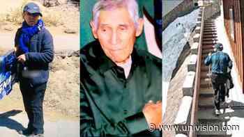 Hallan el cuerpo de abuelito hispano que estaba desaparecido en las montañas del condado de Fresno - Univision