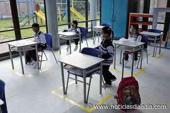Facatativá, Funza y Chía sin protocolos para alternancia educativa en Cundinamarca - Noticias Día a Día