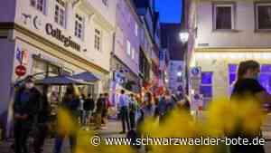 Coronavirus in Baden-Württemberg: Tübingen will Modellprojekt verlängern