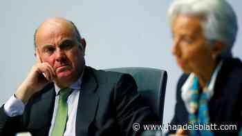 Luis de Guindos: EZB-Vizechef warnt: Rücknahme der Coronahilfen birgt mehr Risiken als Beibehaltung