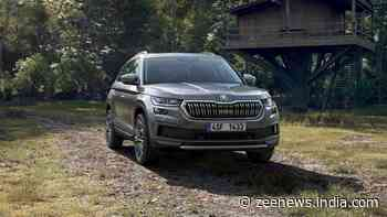 2021 Skoda Kodiaq facelift unveiled, boasts of refreshed interiors and exteriors
