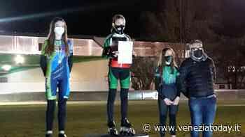 Alice Bullo dell'Adhp Gruppo Cosmo di Noale è campionessa regionale dei 200 metri sprint - VeneziaToday