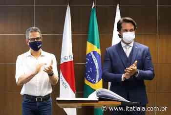 Zema empossa Fernando Passalio como novo secretário de Desenvolvimento Econômico - Rádio Itatiaia