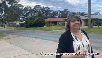 Yalwal Road at West Nowra must be upgraded, says Ward One candidates - South Coast Register