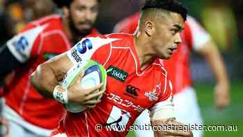 Former Sunwolves ace chasing Wallabies cap - South Coast Register