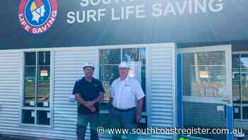 New Nowra Surf Life Saving building almost complete - South Coast Register