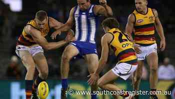 Cunnington to challenge one-match ban - South Coast Register