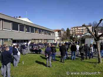 Hendaye : nouveau mouvement de grève au sein de l'entreprise Epta - Sud Ouest