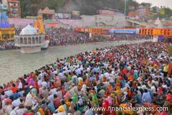 Coronavirus cases in India LIVE: 10 lakh flout Covid norms to take dip in Holy Ganga during 3rd 'Shahi Snan' at Haridwar Kumbh Mela