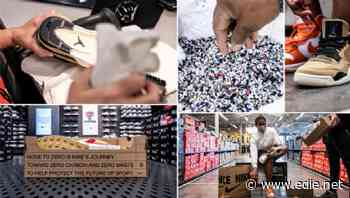 Nike Refurbished: Shoe giant launches new service to help combat waste