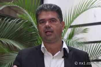 Prefeito de Canarana é levado para Goiânia após sofrer uma síncope - NX1