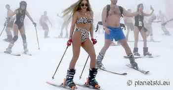 Bikinis and Swimming Shorts at Sochi's Local Resort - PlanetSKI.eu