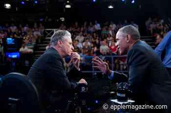 Jon Stewart's new Apple TV+ series to be called 'The Problem with Jon Stewart' - AppleMagazine
