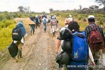 Gaby Arellano: Más de 6 mil venezolanos desplazados al municipio Arauquita por la guerra entre dos frentes de la FARC #13Abr - El Impulso