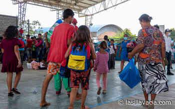 El temor a Maduro frena el retorno de los desplazados en Arauquita - La Silla Vacia