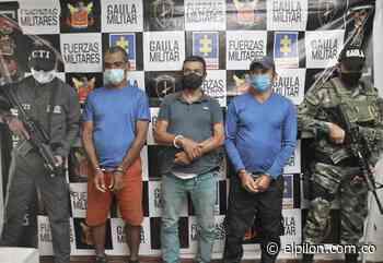 A prisión por extorsionar a víctima de secuestro en Pailitas - ElPilón.com.co