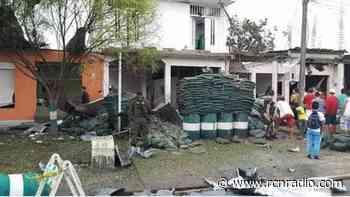 Con granadas delincuentes atentaron contra estaciones de Policía de Pailitas y Curumaní - RCN Radio