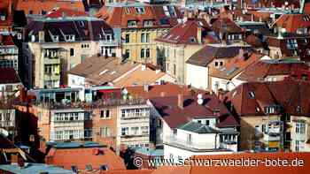 Wohnungen in Baden-Württemberg: Anzahl der Baugenehmigungen steigt stark an