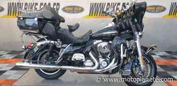 Harley-Davidson FLHTK 1690 2011 à 6990€ sur VITROLLES - Occasion - Motoplanete