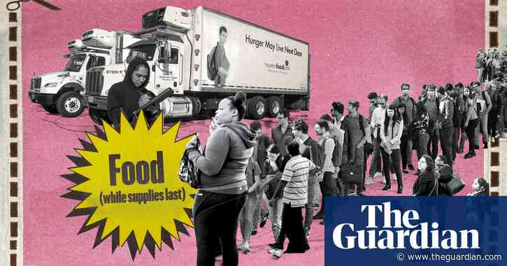 America's year of hunger: how children and people of color suffered most