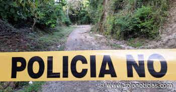 Asesinan a supuesto miembro de la MS en Jiquilisco, Usulután - Solo Noticias